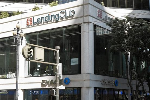 LendingClub Finance Chief Resigns; Loss Widens
