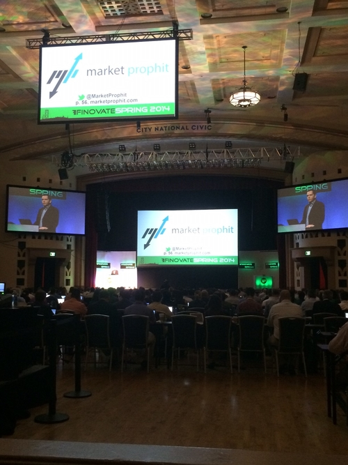 Finovate Spring 2014: FinTech entrepreneurs are disrupt banking