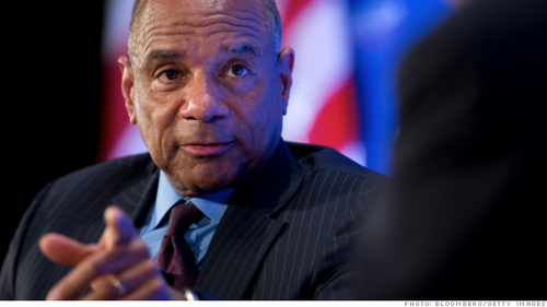Ken Chenault, CEO of American Express, explains how the payments industry is changing