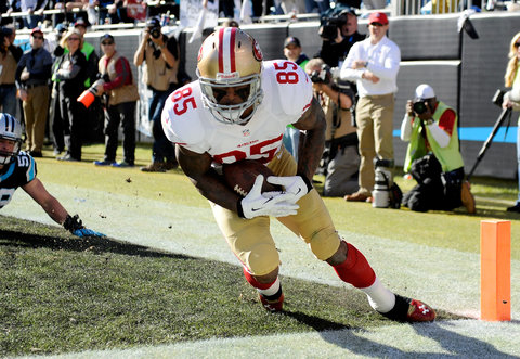 Owning a share of NFL athlete Vernon Davis is now a reality via Fantex