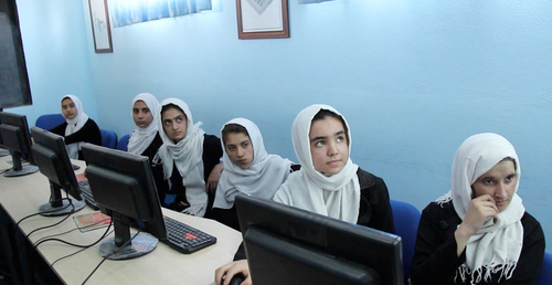Financial freedom for Afghan girls - Bitcoin to the rescue