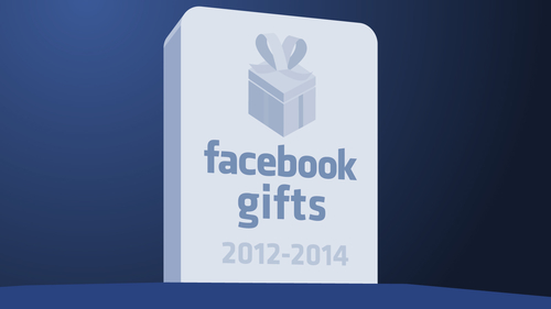 Facebook says goodbye to Gifts and hello to a new future in commerce