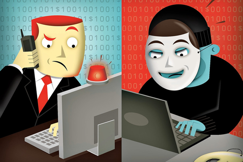 Scammers target brokerage accounts