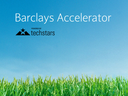 Barclays launches a Techstars fintech accelerator program in New York