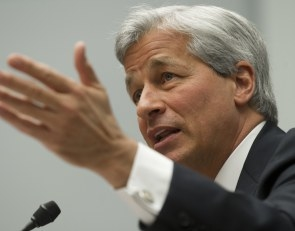 Silicon Valley is coming' warns JPMorgan CEO