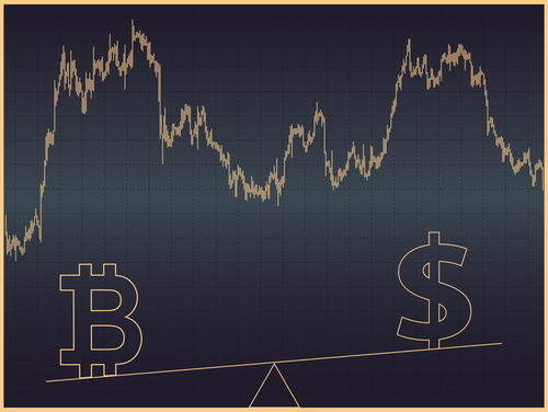 Bitcoin vs. Wall Street: A love-hate story