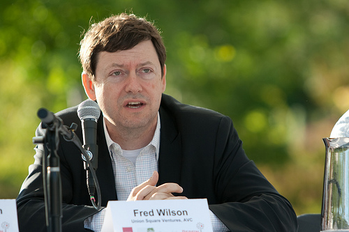 Fred Wilson blogs about the freelance economy
