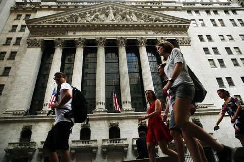 As Market Mayhem Grips Investors, Fewer Americans Have A Stake In What Happens On Wall Street