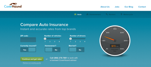 CoverHound Raises $33.3M, Expands To Insurance Comparisons For Businesses