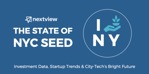 The State of NYC Seed: Startup Trends & VC Data