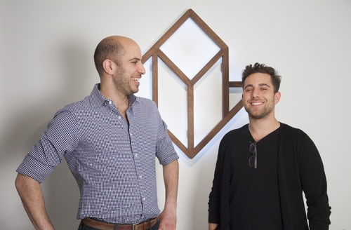 How Two Millennials Launched Reonomy