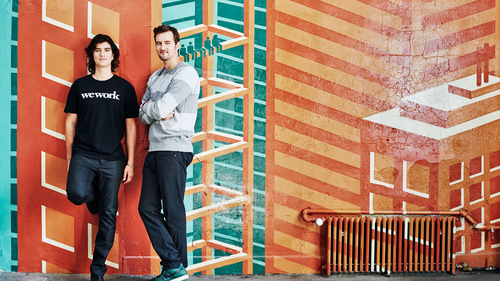 WeWork to raise $300-$400 million with a valuation around $6 billion