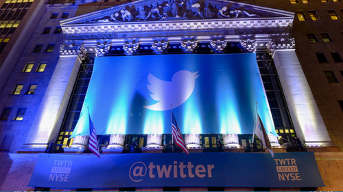 Twitter reaches deal to show tweets in Google search results and stock price rallies on news