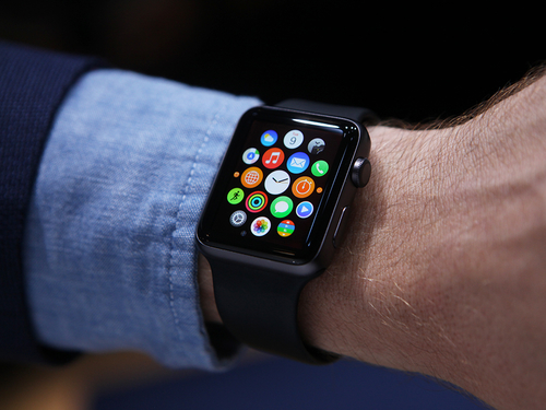 Citi, Fidelity and Mint develop apps for Apple Watch