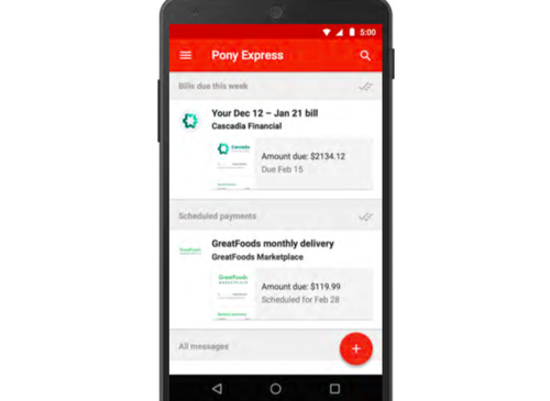 Google working on a project to let you receive and pay bills directly inside Gmail