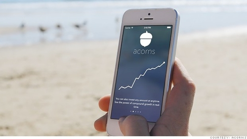 Acorns raises $23m in third round of financing