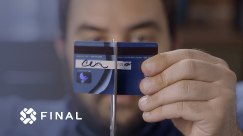 Credit card scrambler, Final, raises $1M