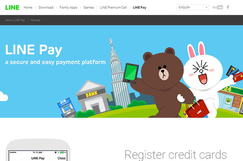 Line partnership bolsters mobile payments competition