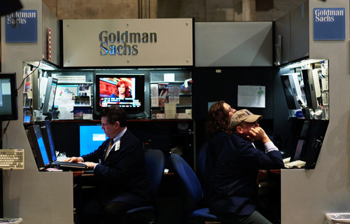 It Begins: Goldman Sachs is the First Investment Mega-Bank to Make Major Bitcoin Investment