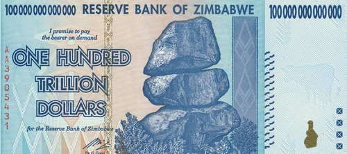 How The Death Of The Zimbabwe Dollar Encouraged A Mobile Money Surge