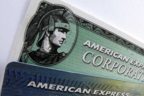 American Express Profit Drops as Firm Ramps Up Spending