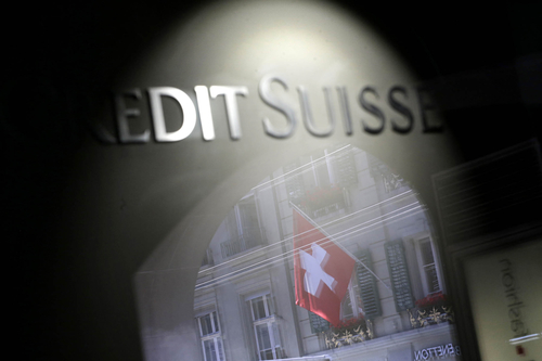 Credit Suisse taps Palantir to target rogue bankers