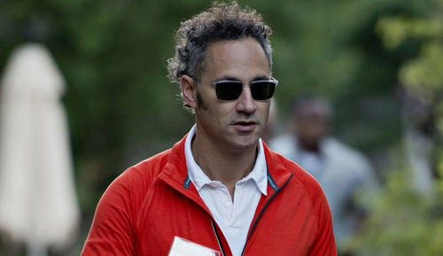 Palantir has filed a lawsuit against a major early investor