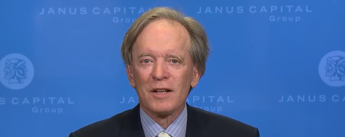 Bill Gross: central banks are pushing investors to Bitcoin