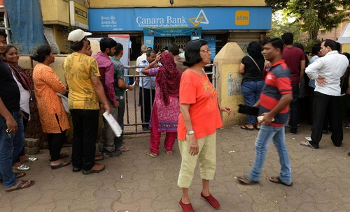 A cashless future is the real goal of India's demonetization move