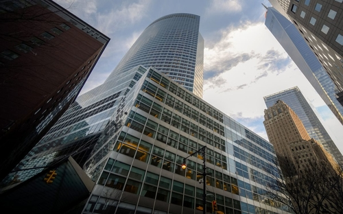 Goldman unveils largest redesign of its trading hub