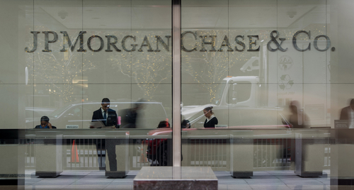 At JPMorgan, your performance review is now. and now. and now...