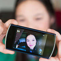 Selfies transforming mobile banking