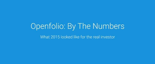 Openfolio: by the numbers