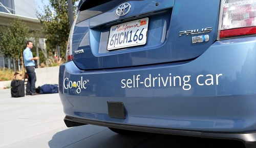 Google Cars Just Got a Major Boost From U.S. Vehicle Regulators