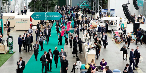 3,000 bankers, techies, and investors held a summit in Europe this week — Money2020 Copenhagen