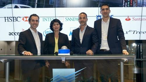 Global banks, Intel join Israel's fintech scene