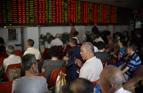China Authorities Restrict Short Selling