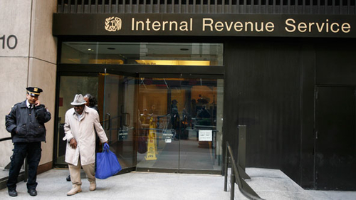 IRS has a record year in 2015