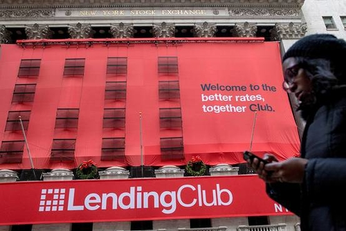LendingClub in talks to boost loan funding