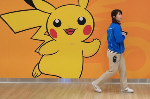 Pokémon Go Brings Real Money to Random Bars and Pizzerias