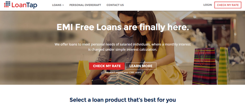 LoanTap Raises $3 million from Mumbai Based HNIs