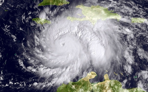 Assessing Hurricane Matthew's Collateral Market Damage