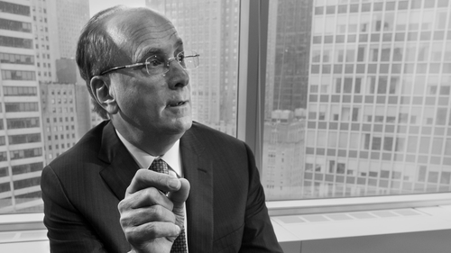 "Larry Fink Q&A: ""I Don't Identify as Powerful"""