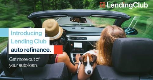 Lending Club turns to auto refinancing