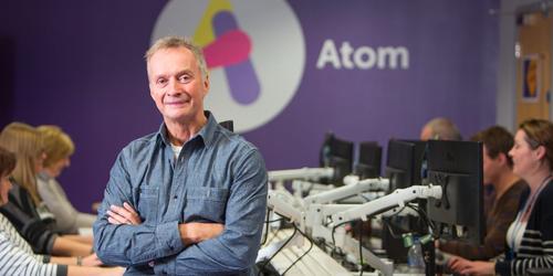 Atom Bank raises £100m
