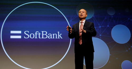 SoftBank to purchase Fortress