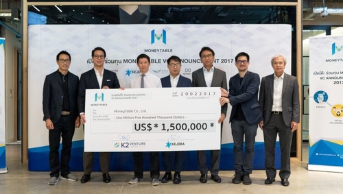 MoneyTable raises $1.5m Seed Round