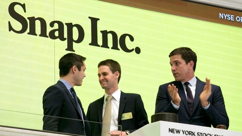 Wall Street abuzz over Snap Inc IPO