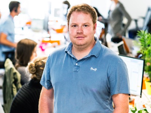 Former Zenefits cofounder launches new startup