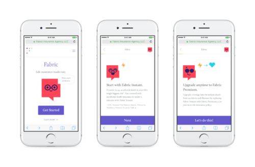 Fabric raises $2.5m seed financing